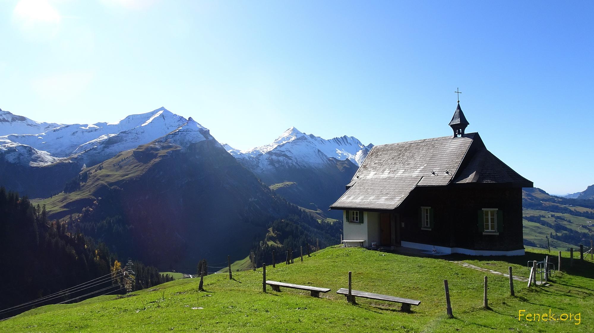 Jänzimatt Kapelle