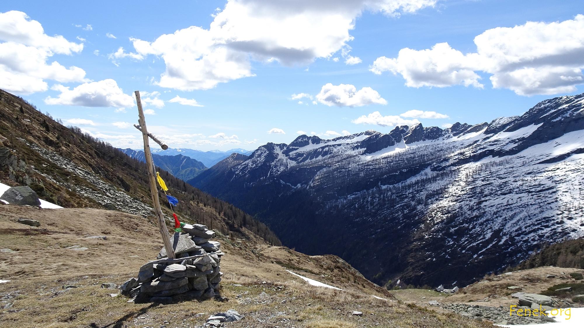 Blick ins Valle di Vergeletto
