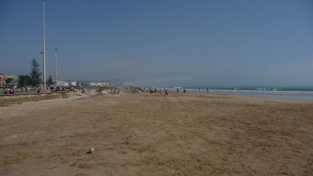 am Atlantik in Essaouira