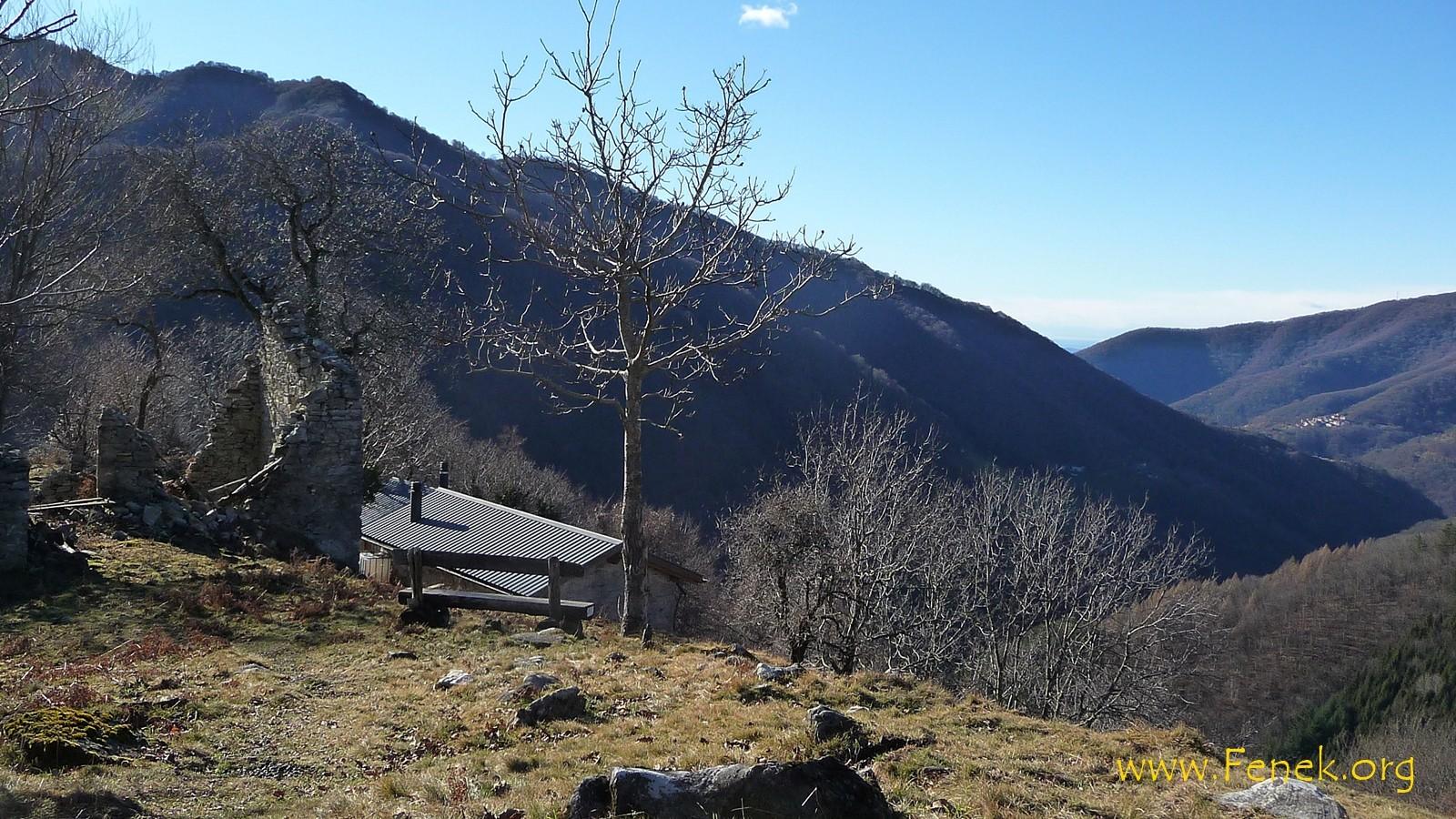 auf der Alpe  del Corno