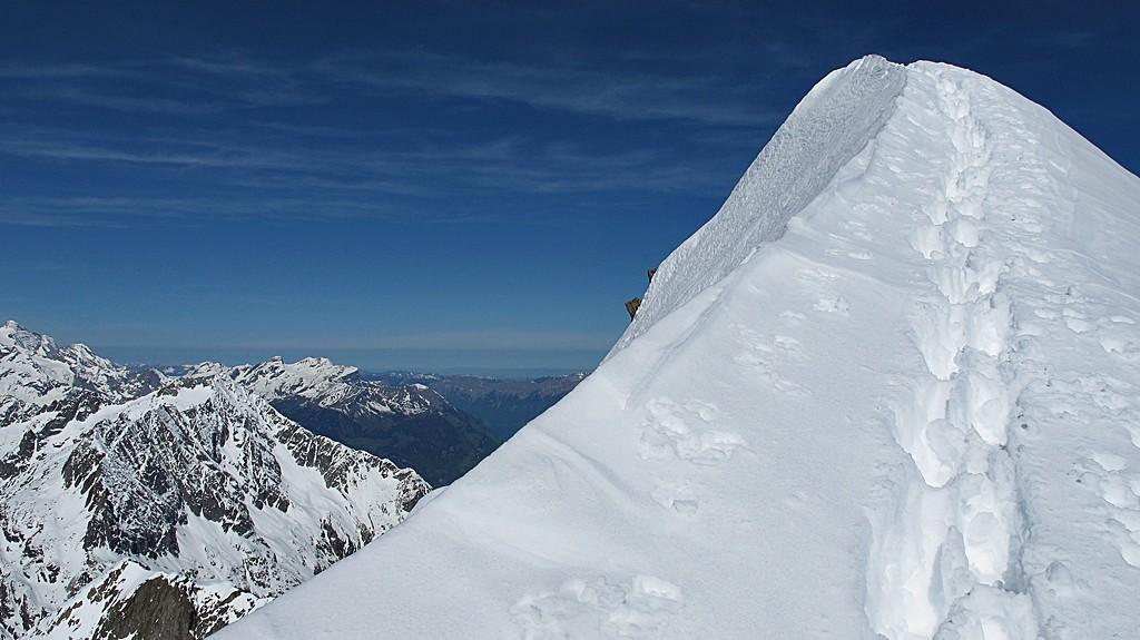 Gipfelfinale im Tiefschnee