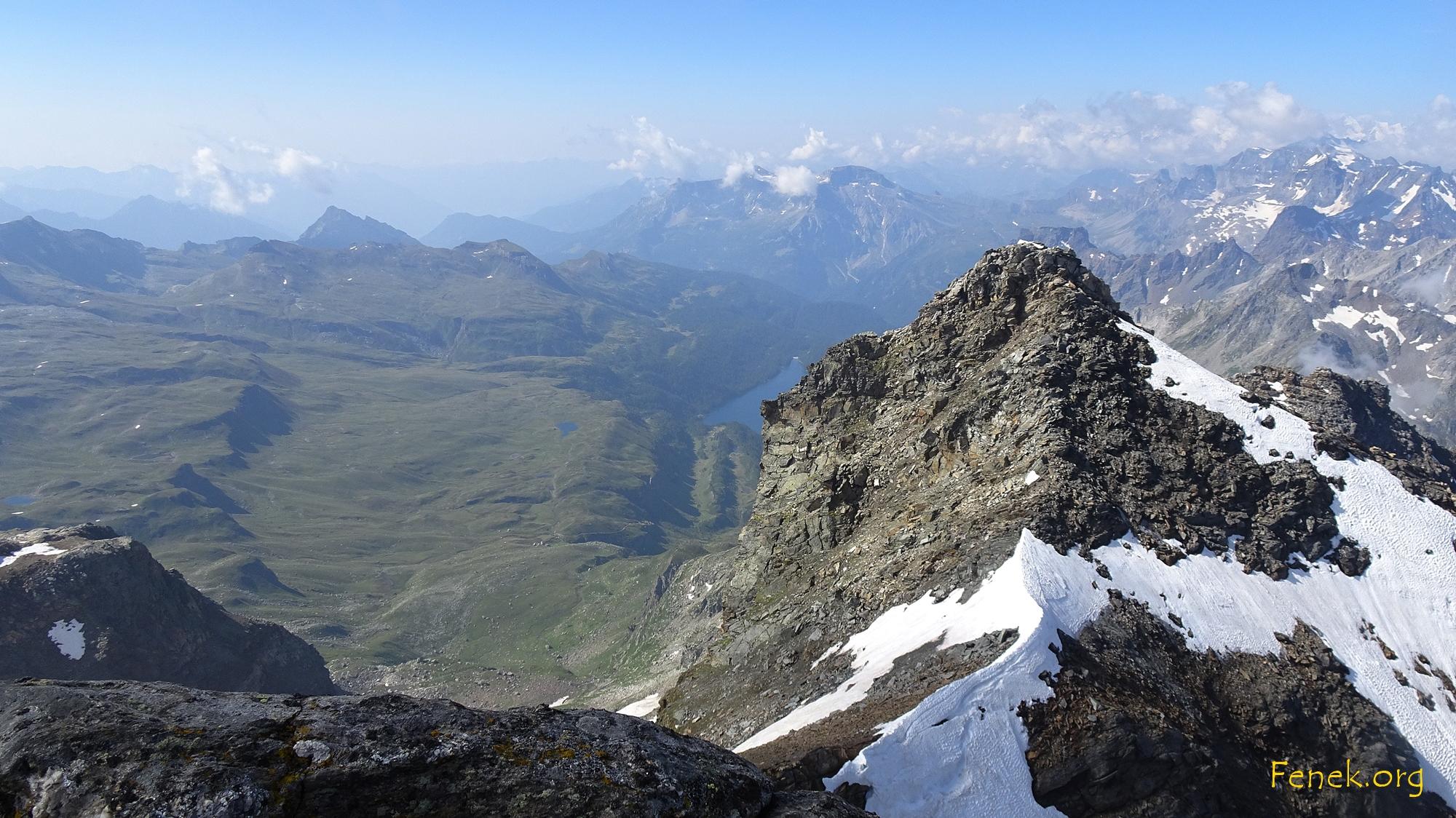 dort unten ist die Devero Alp