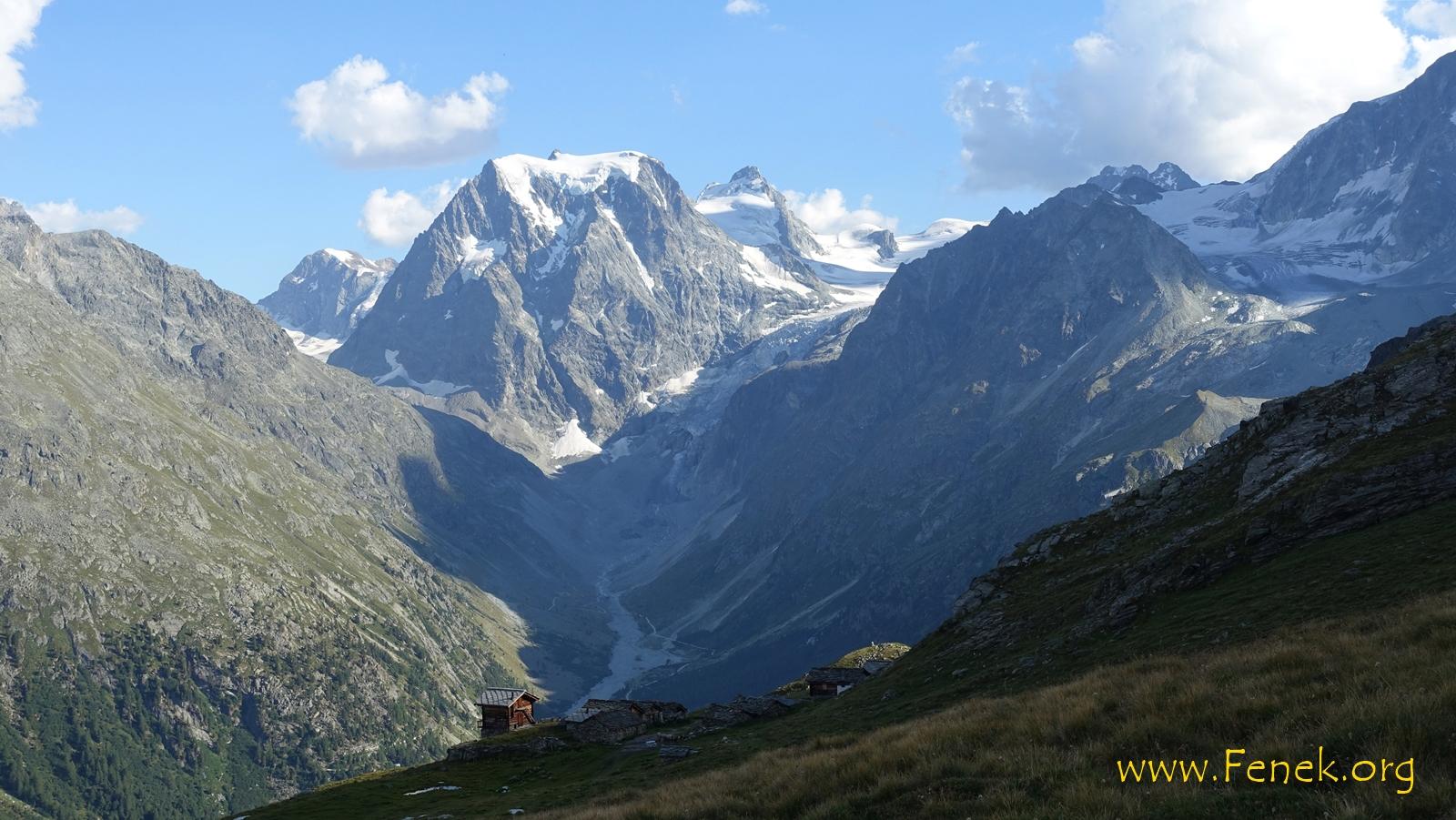 Mont Collon - mein Traum(wunsch)Berg