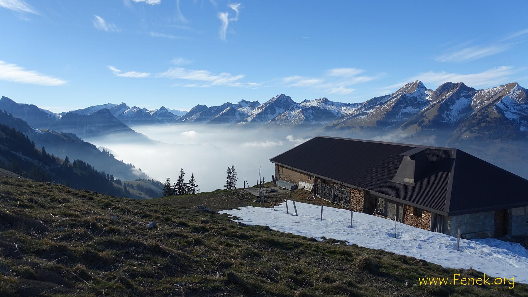 Alp Les Tannes - herrlich