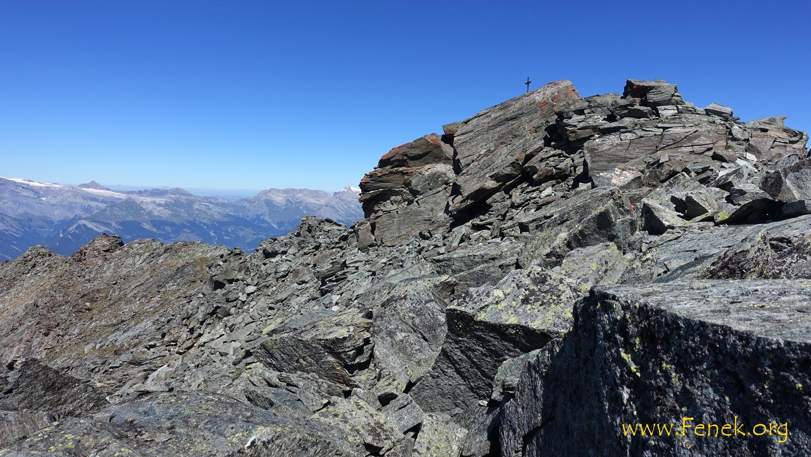 Gipfelfelsen