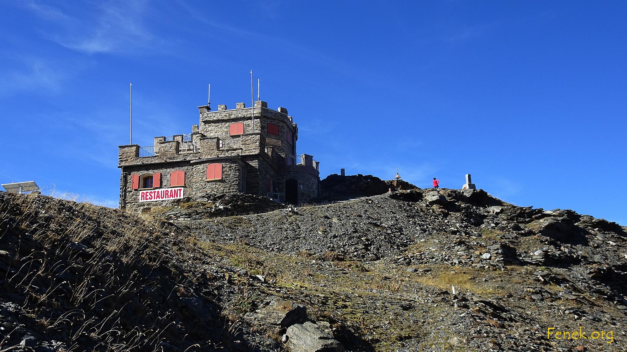 Garibaldi Hütte