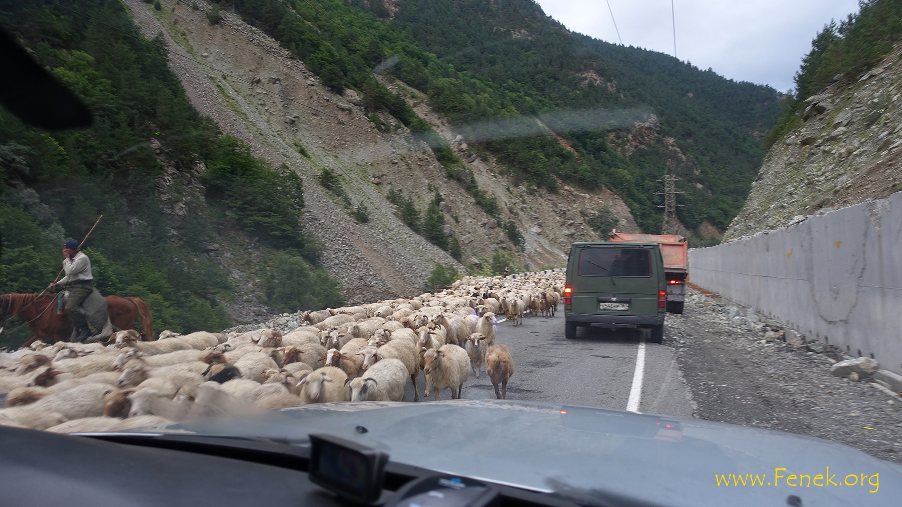 Alltag im Kaukasus