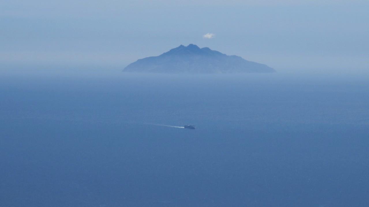 Insel Monte Cristo....