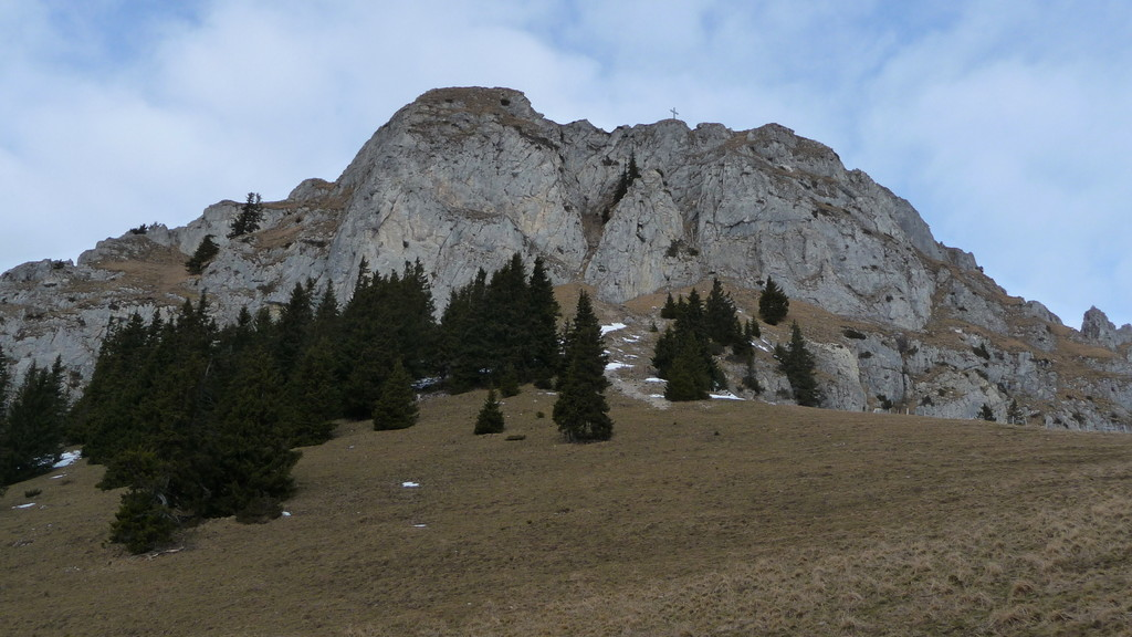 Dent de Broc Gipfel