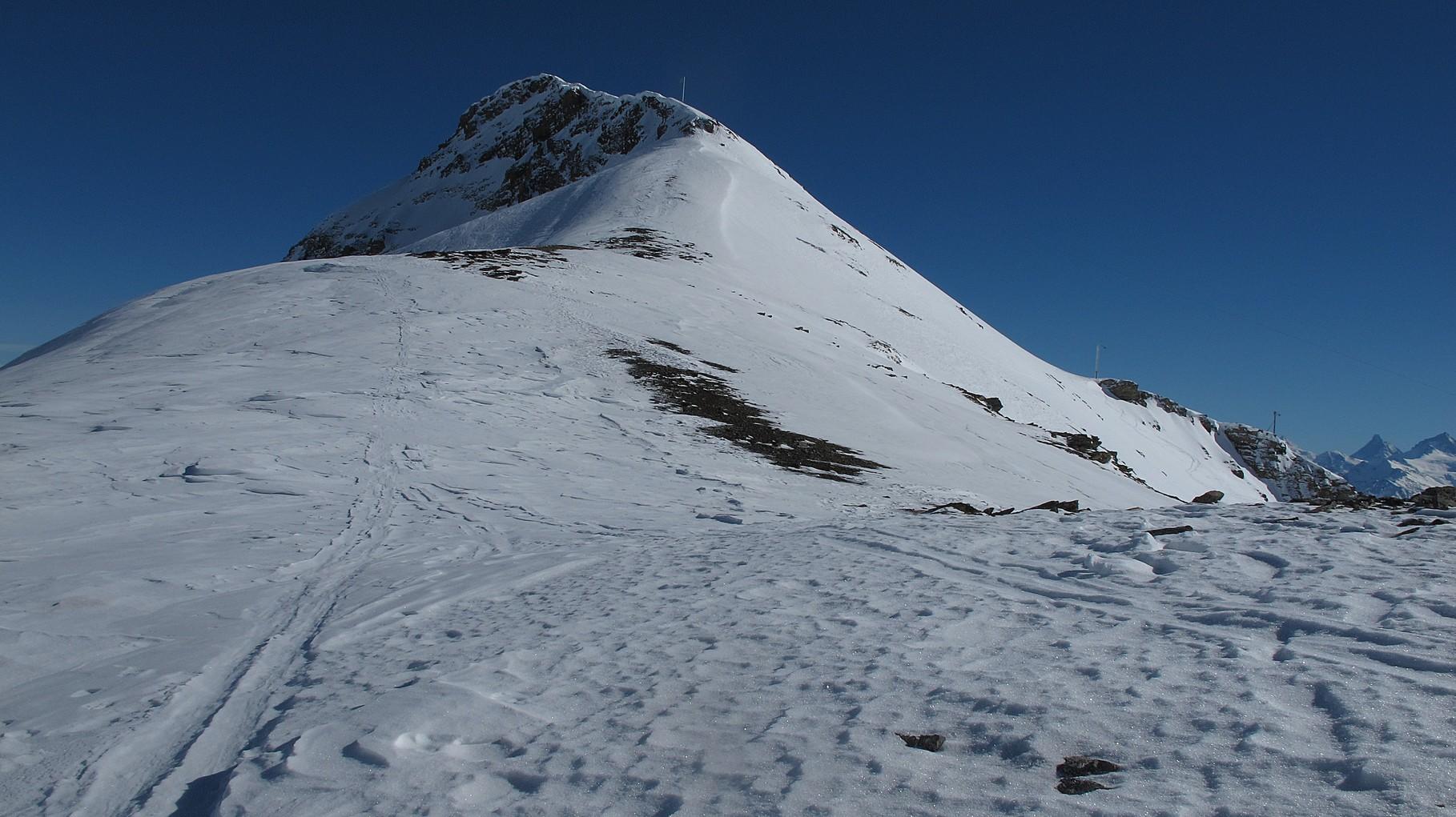 Nordwestgrat des Mont Bonvin