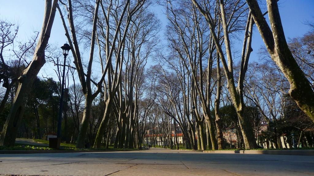 im Gülhane Park