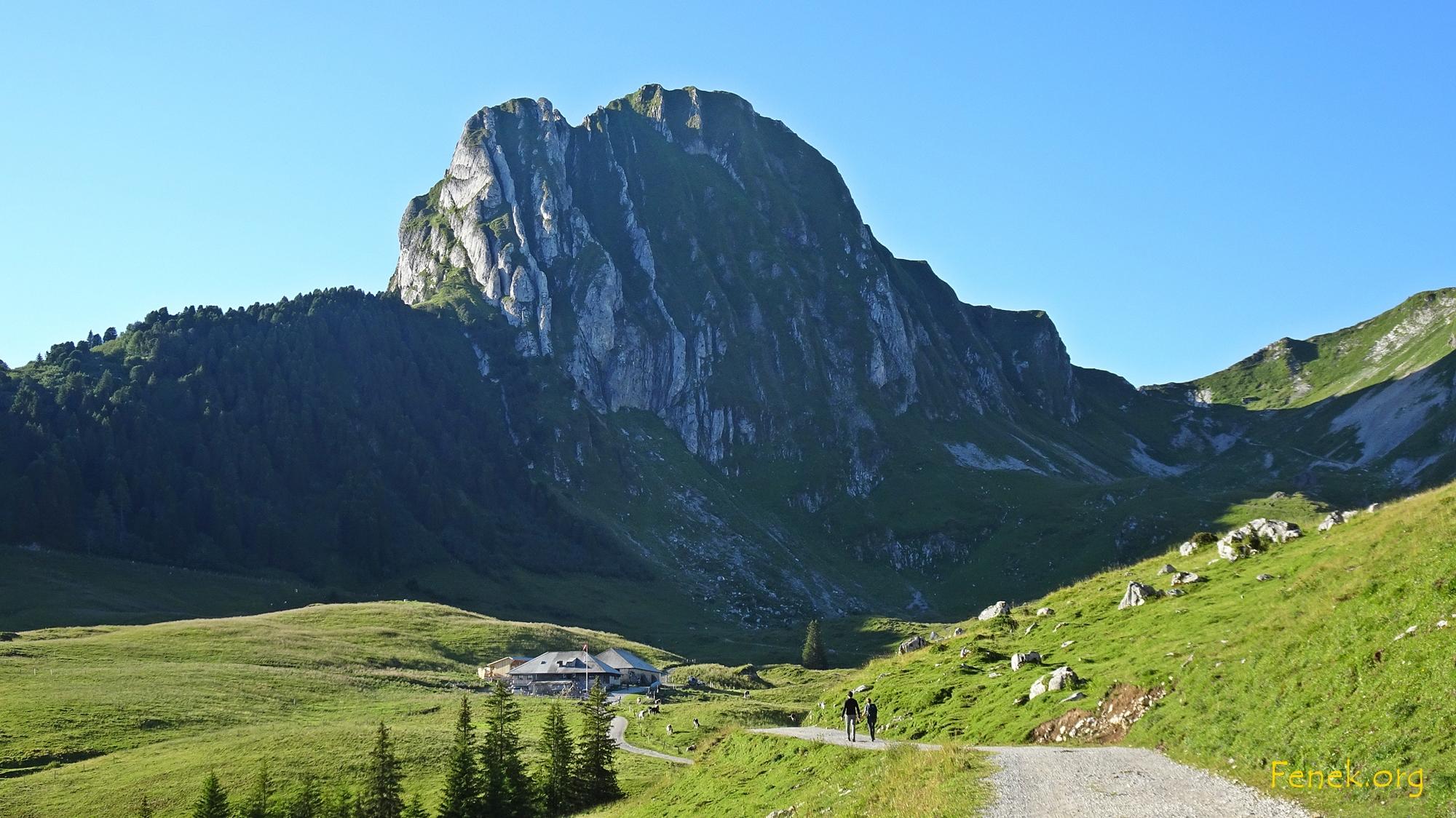 Nünenen - ein wundervoller Berg mit Erinnerungen