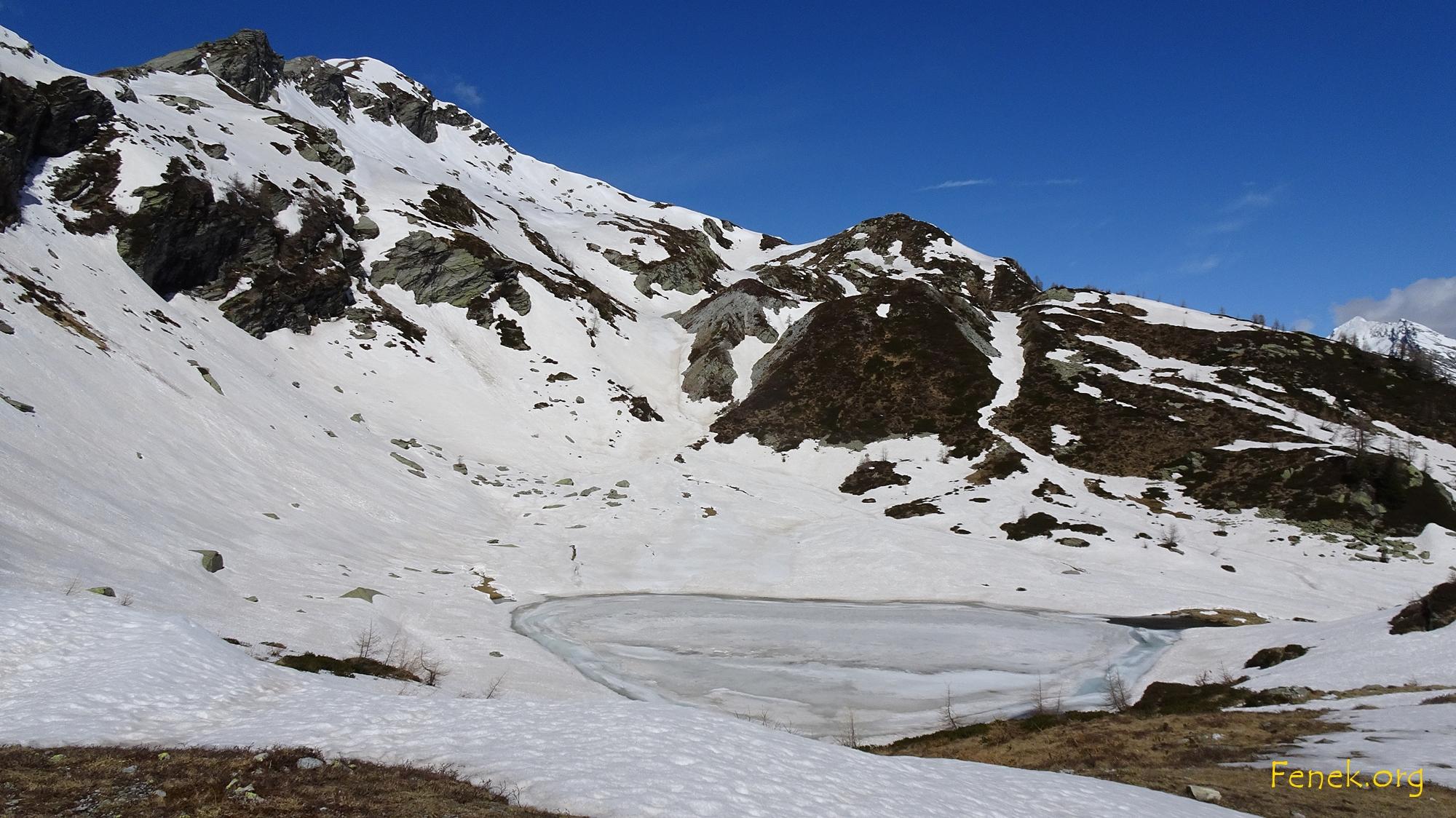 Lago della Cavegna