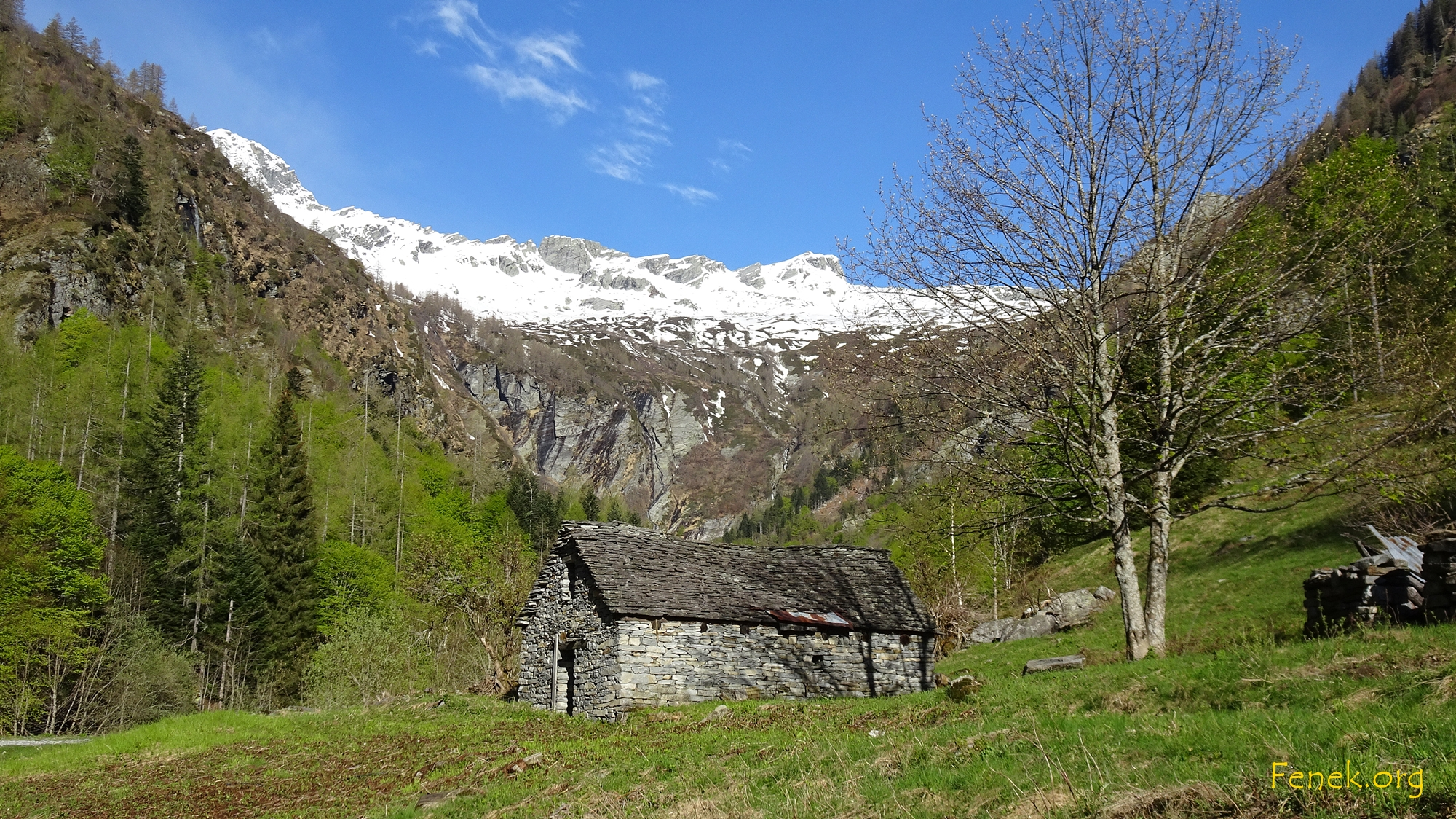 Alpe del Casone
