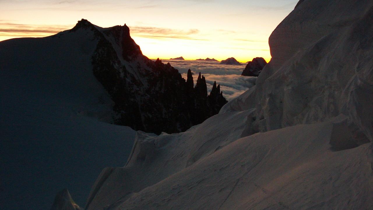 links Mont Blanc du Tacul