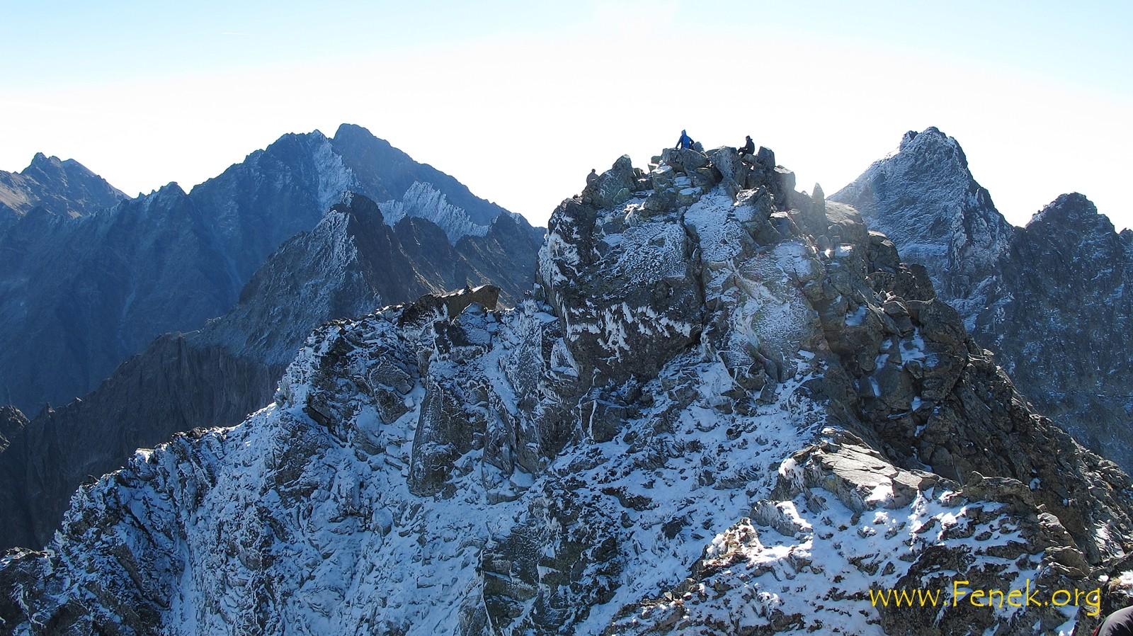 Slowakischer Gipfel
