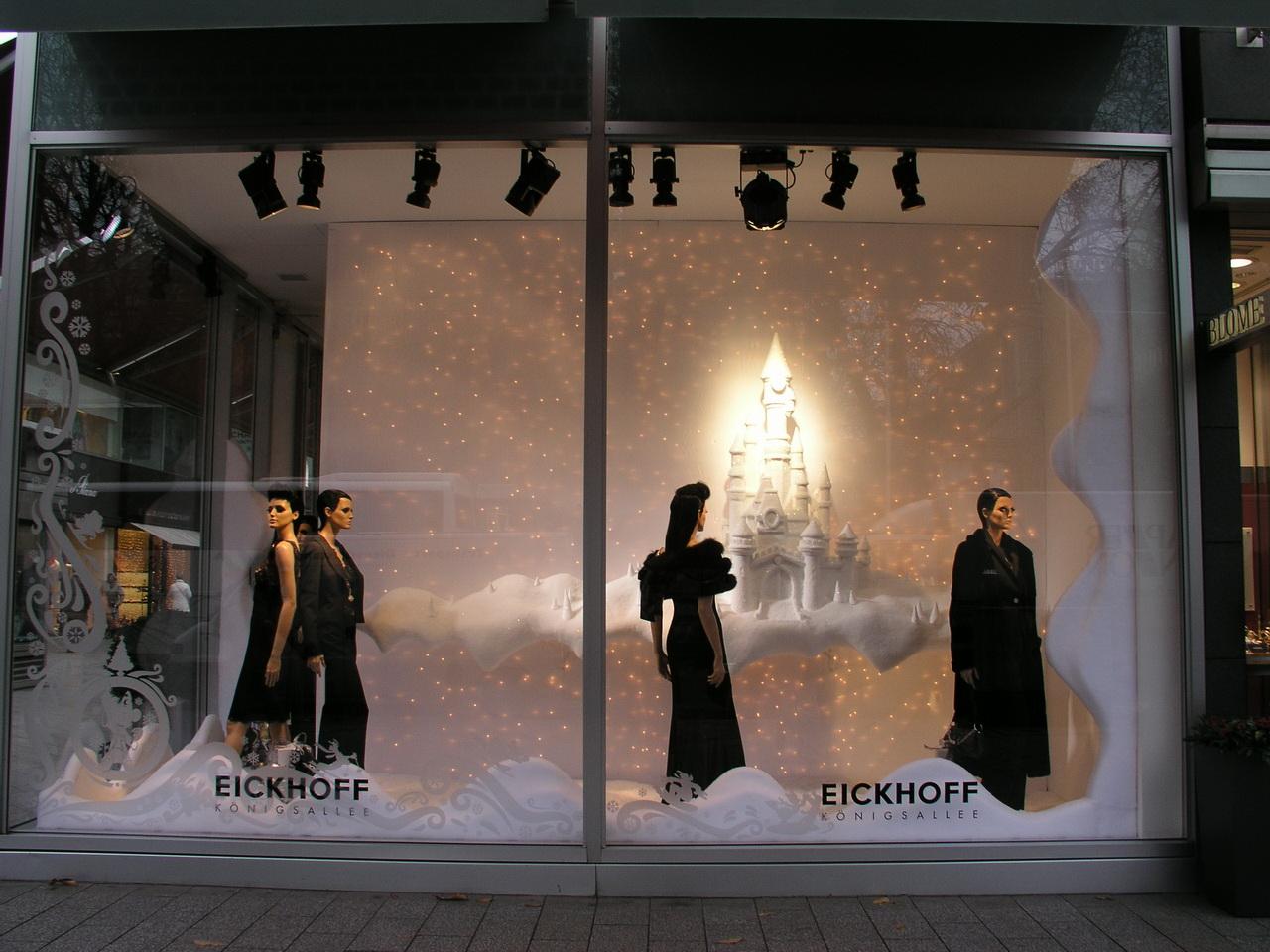 Eickhoff Werbung Kö Düsseldorf