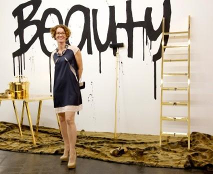 Amanda Coulson, Artistic Director of VOLTA art fair in Yoshiki