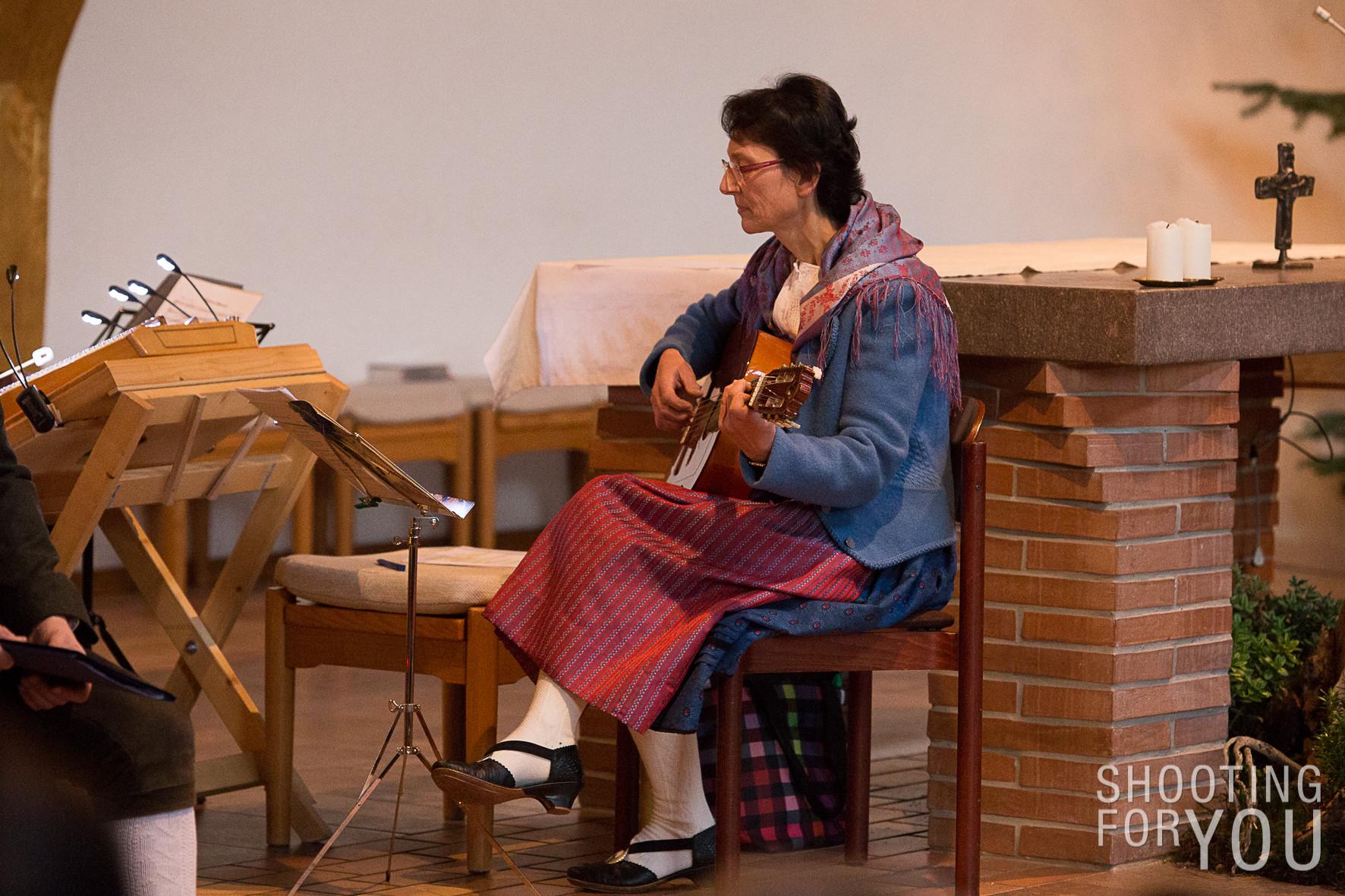 Johanna Leich, Gitarre
