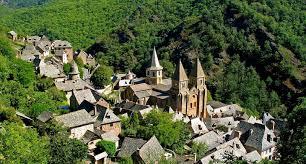 Conques (plus beau village de france)