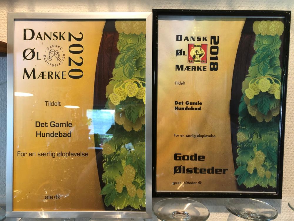 Det gamle hundebad Dansk ølmærke Danske ølentusiater Ølbar Rødovre Specialbar København Vanløse Hvidovre Valby