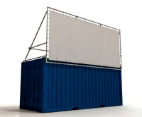 Containerrahmen CF 001