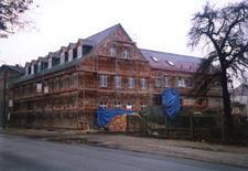 Sanierungsarbeiten 1999