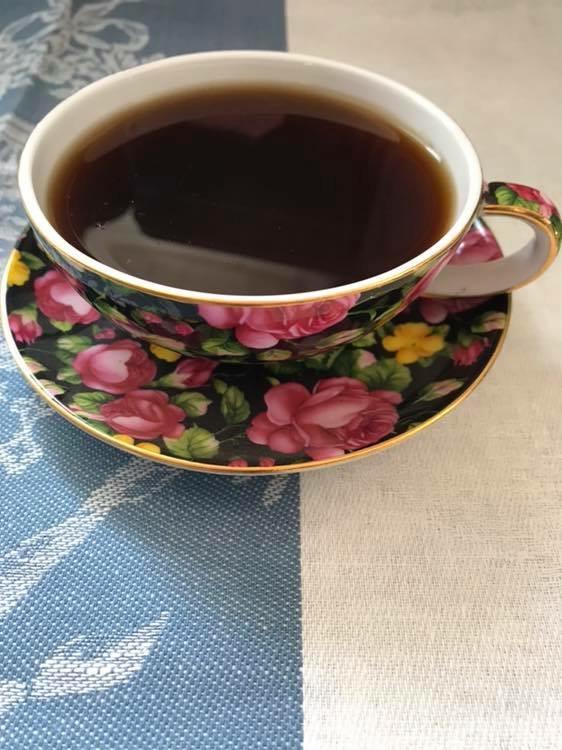 Eine Tasse Earl Grey .....