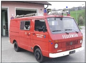 KLF VW LT 1984