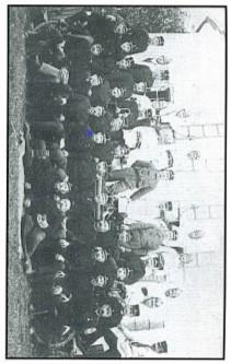 Ankauf einer zweistrahligen Spritze 1911