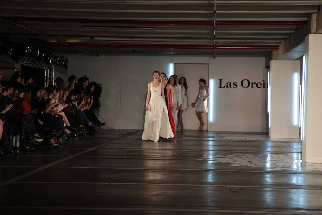 Colección Primavera-Verano de Las Oreiro en Bafweek