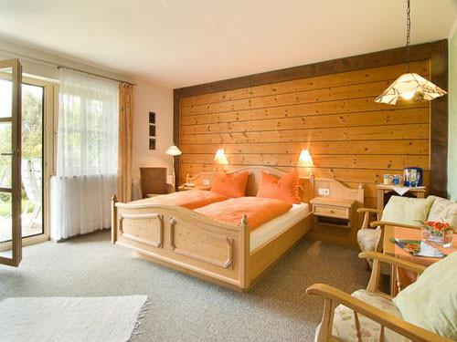 Entspannen in unseren geräumigen Gästezimmern