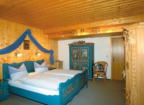 Gemütlich bayerisches Doppelzimmer