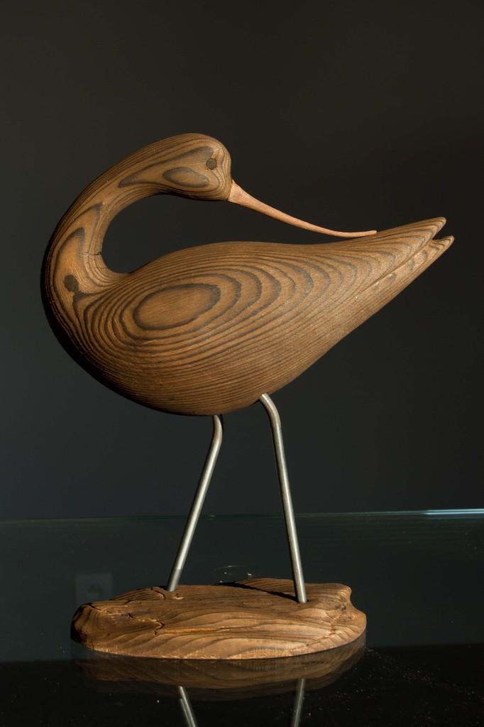 oiseau de bois: avocette