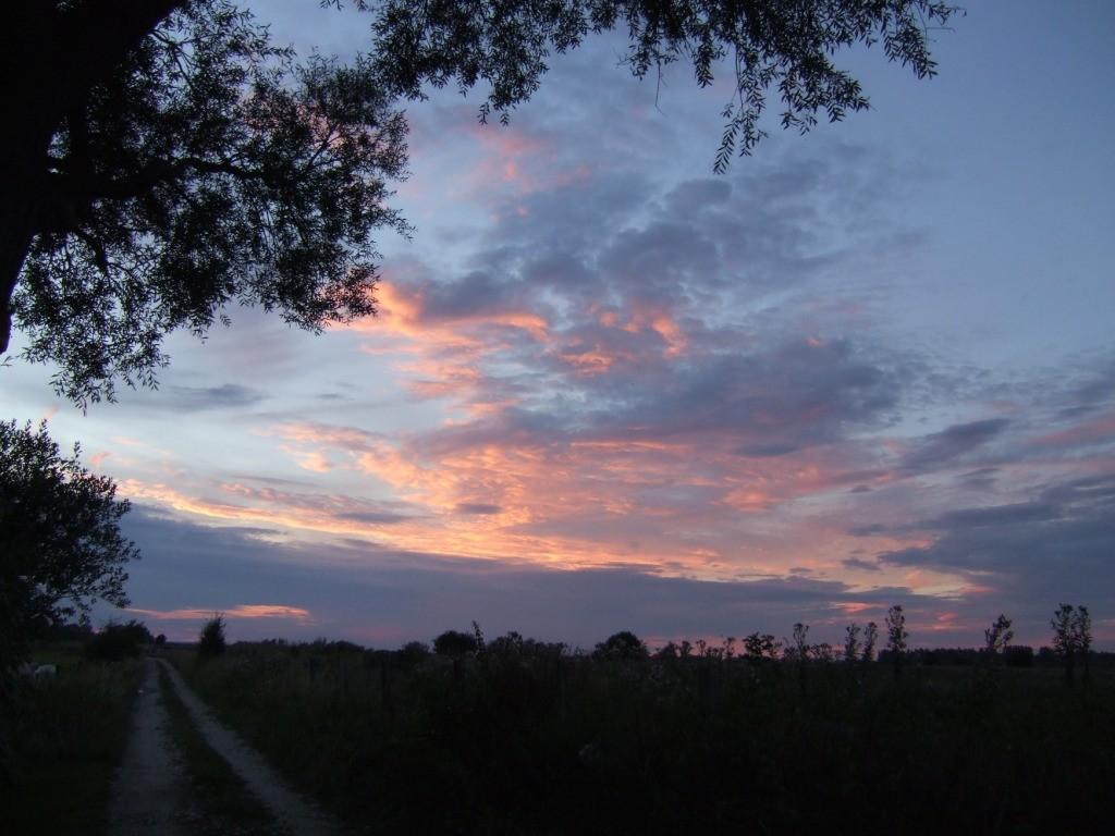 Ciel de baie de Somme