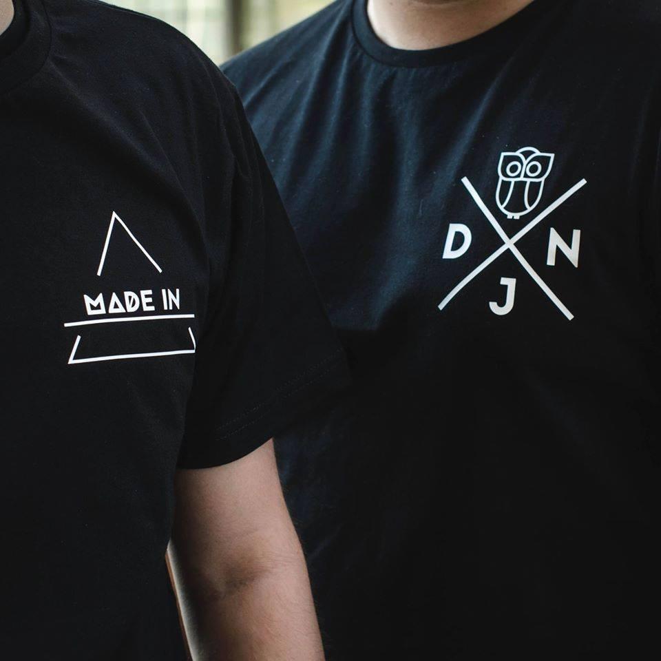 Marque Made In est une marque de vêtements streetwear créer dans le cadre d'un projet étudiant fictif.