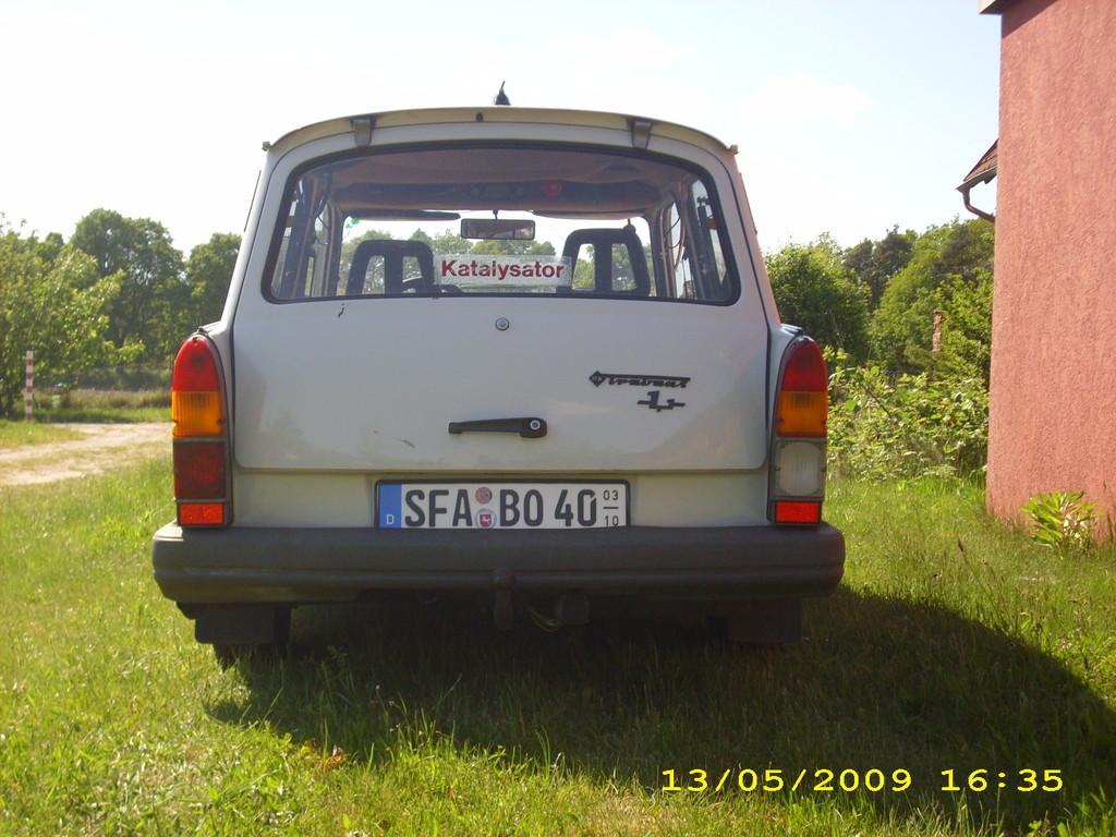 Mit  VW Motor