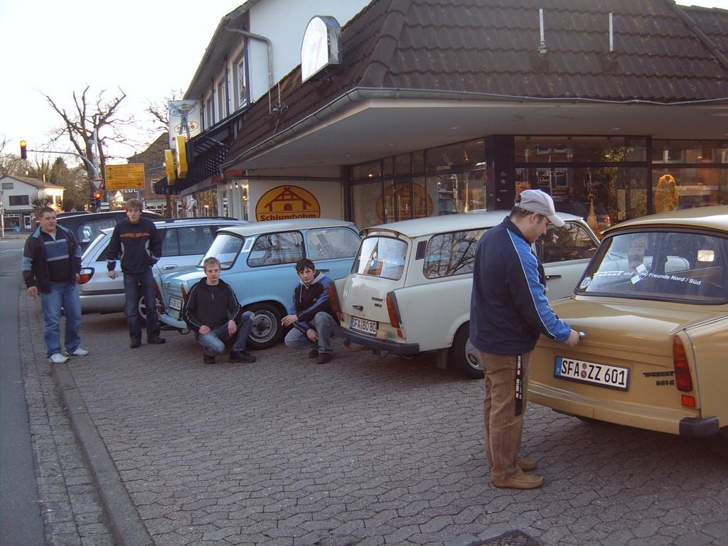 Börny,Kai,Sven und Co