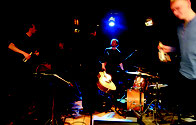 Konzert mit Schüller&Band
