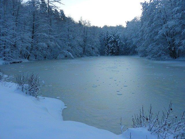 Winter: Die Zeit des Wassers und der Nieren