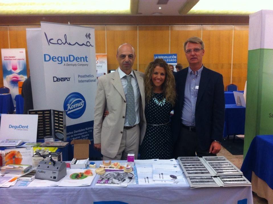 SPAIN 2014 T. MOLINOS International meeting