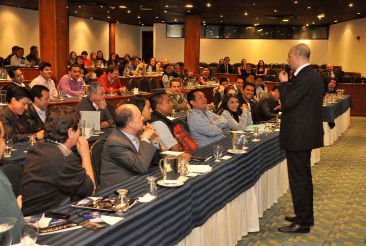 COLOMBIA 2014 BOGOTA'-MEDELLIN  Lectures/Courses