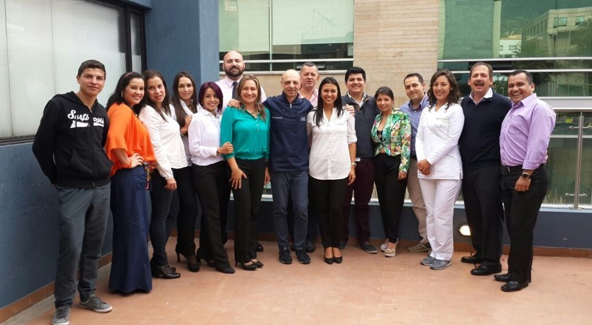 COLOMBIA 2015 BOGOTA'-MEDELLIN-CALI  Lectures/Courses/Trainings