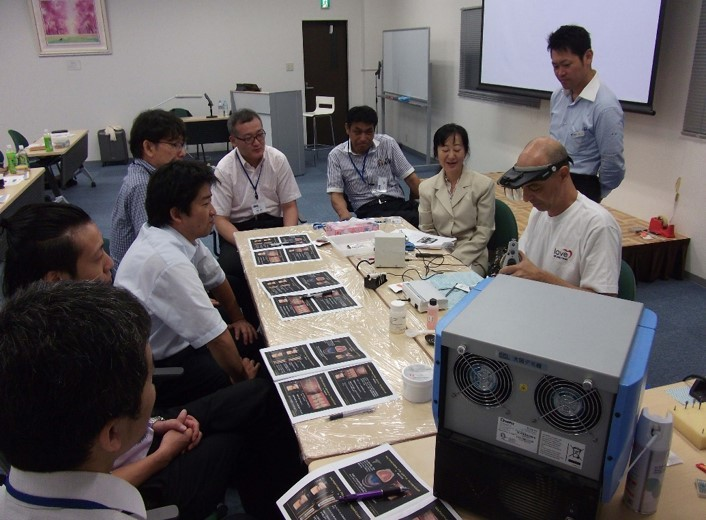 JAPAN 2014 TOKYO-OSAKA  Lectures/Courses/Trainings