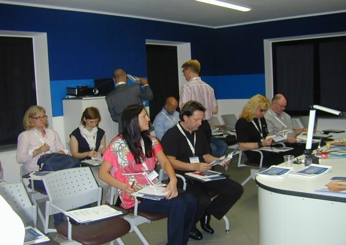 ITALY 2012 ASTI International meeting