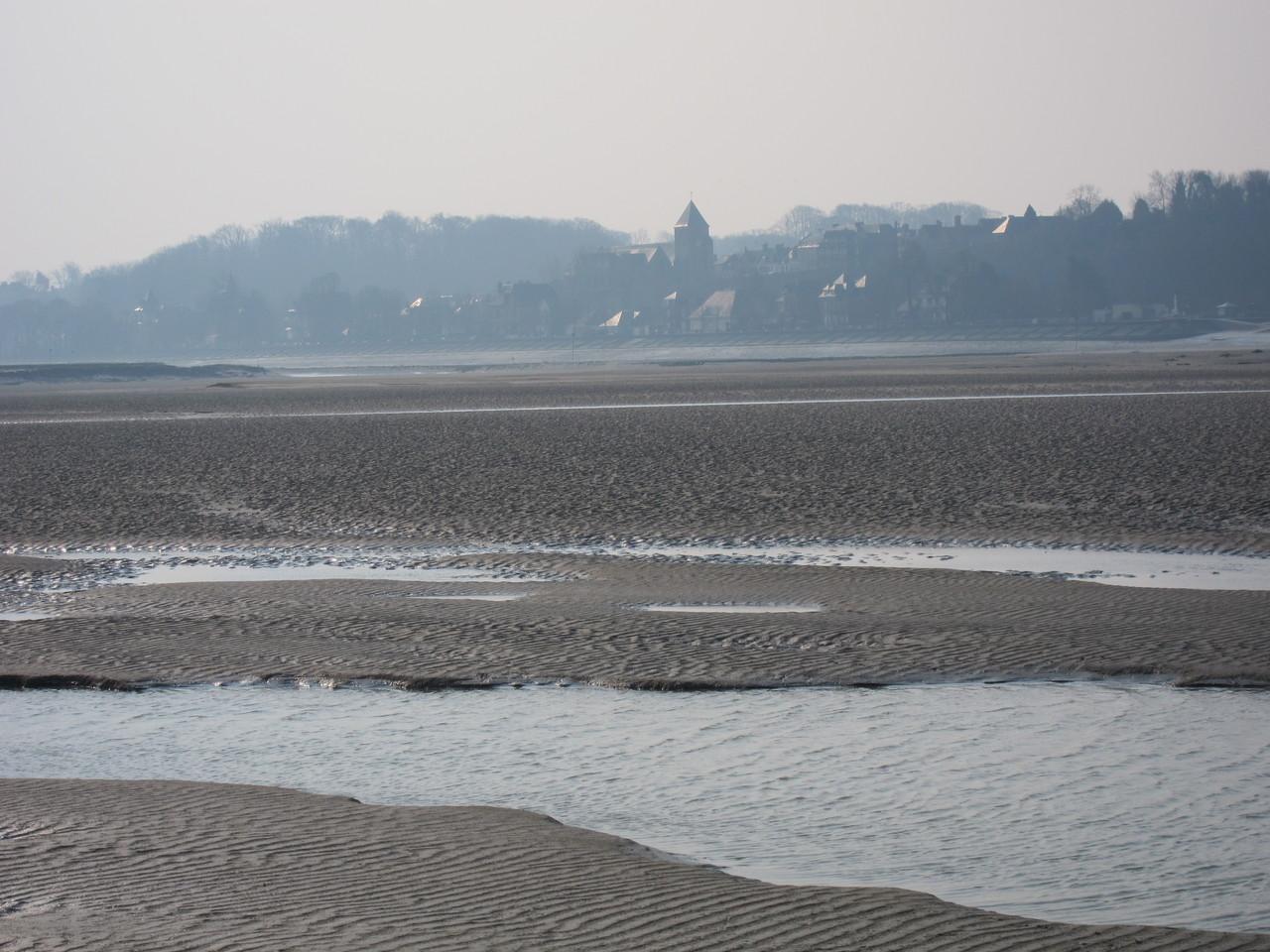 Baie de Somme (Photo Sylvie Cabuy)
