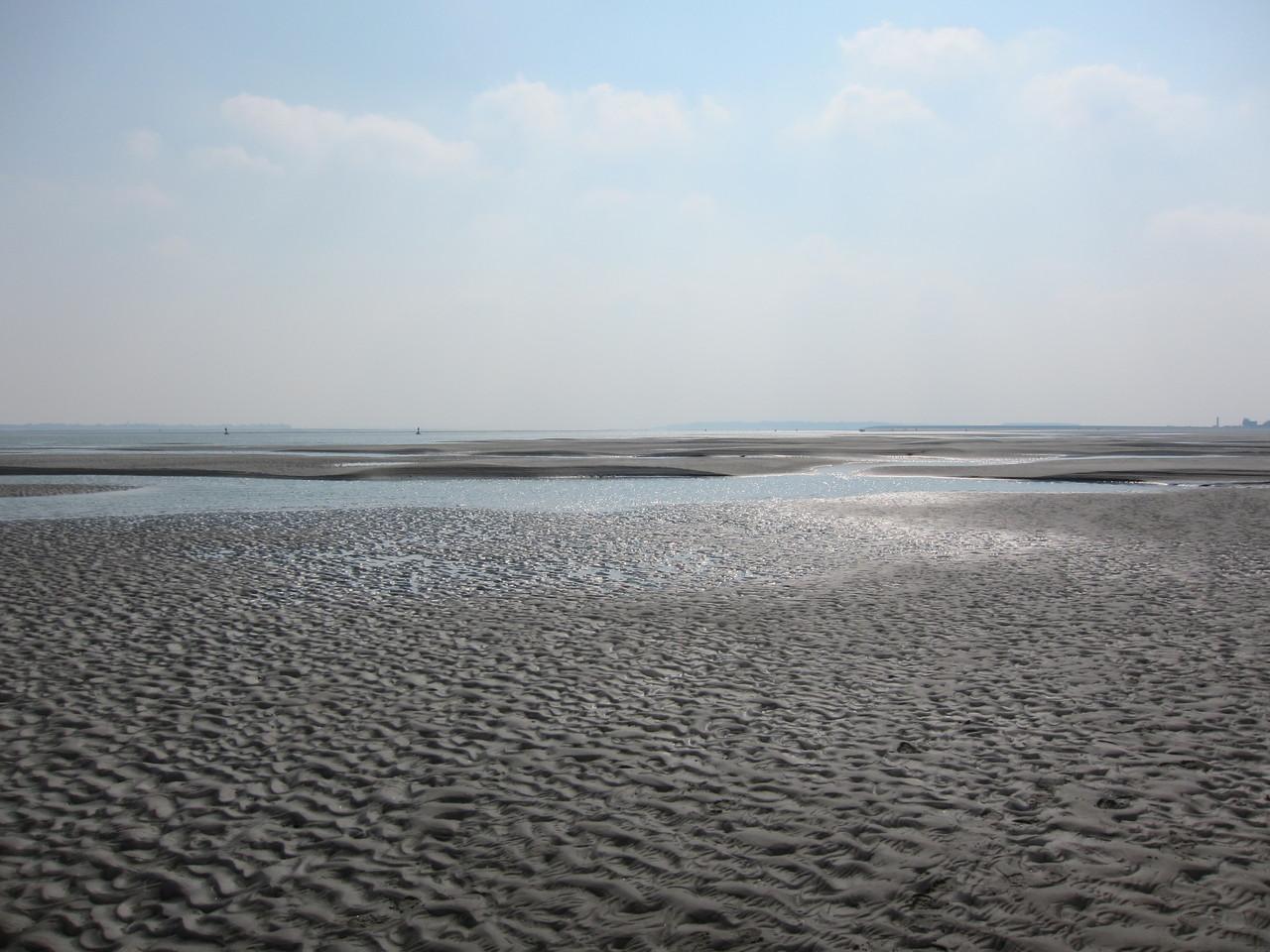 La Baie de Somme (Photo Sylvie Cabuy)