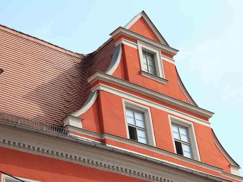 Sanierung denkmalgeschützter Gebäude