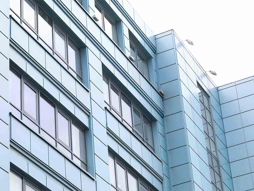 Fassadenverkleidung