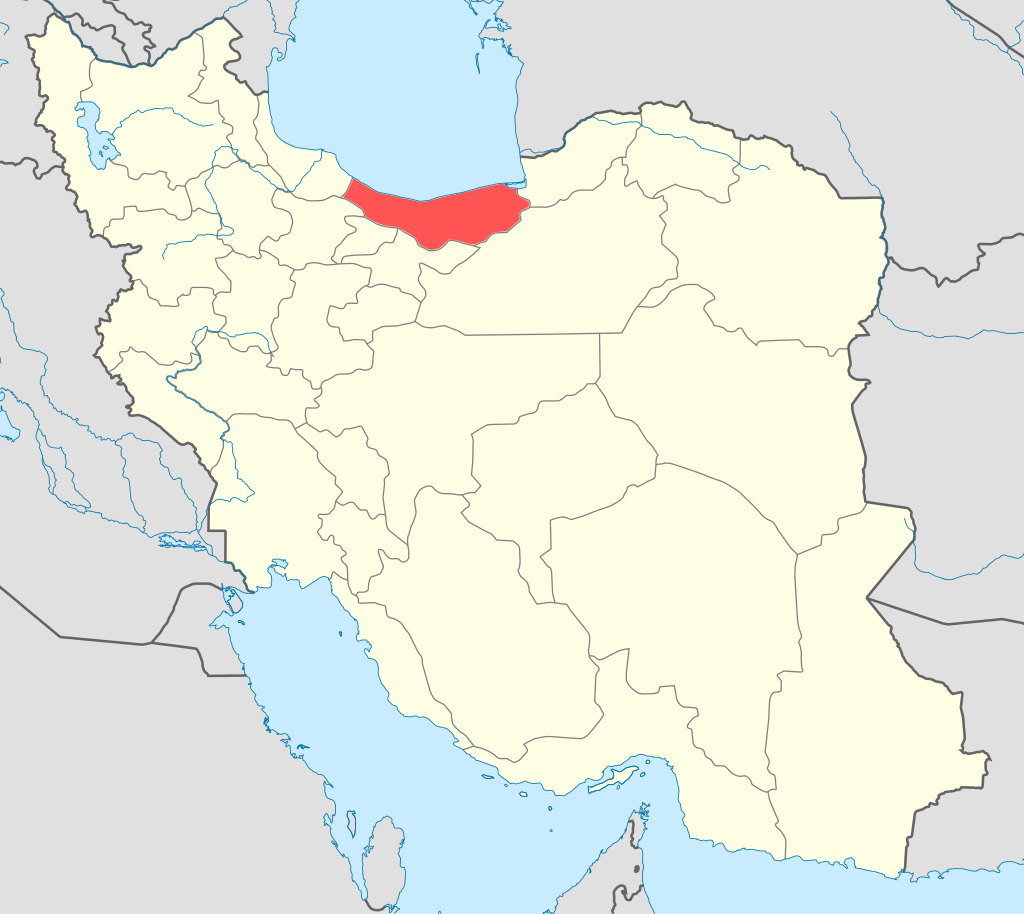 Province Mazandaran ( Sari)